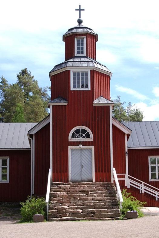 Haapajärven kirkko, Kirkkonummi, pieni kuva