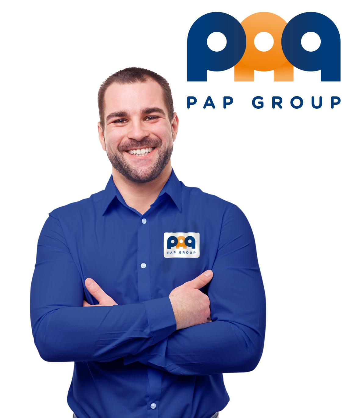 PAP yhteydenottolomakekuva